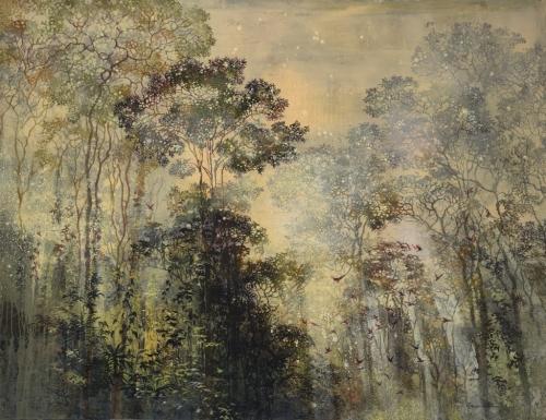 Eric Roux - Fontaine Sans-titre-2018.-130-x-100-cm.jpg