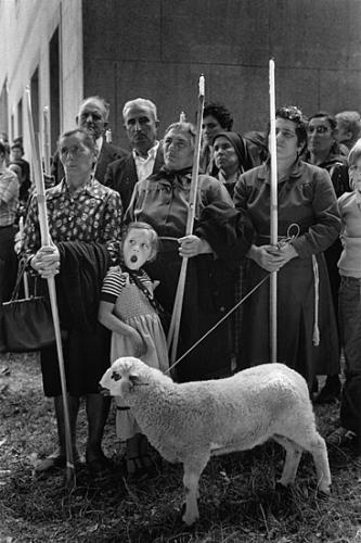 cristina garcia rodero espagne El ofertorio 1979 Amil.png