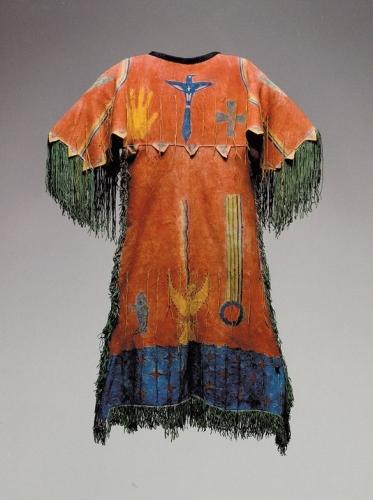 Ghost Dance Dress, Southern Arapaho artist, Oklahoma, circa 1890.jpg