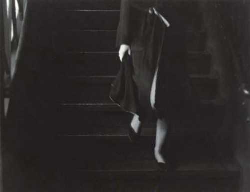 roy decarava woman descending stairs 1951.jpg