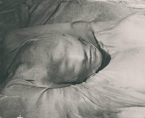 Erwin Blumenfeld- Nude Under Wet Silk, Paris, circa 1937.jpg