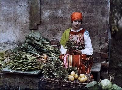 Jules Gervais Courtellemont Marché au légumes Portugal.jpg