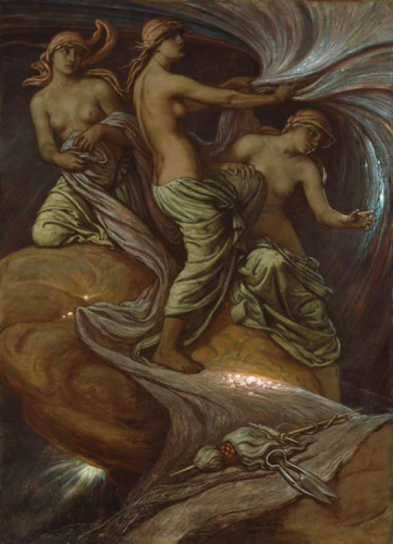 Elihu Vedder - The Fates Gathering the Stars, 1877_n.jpg