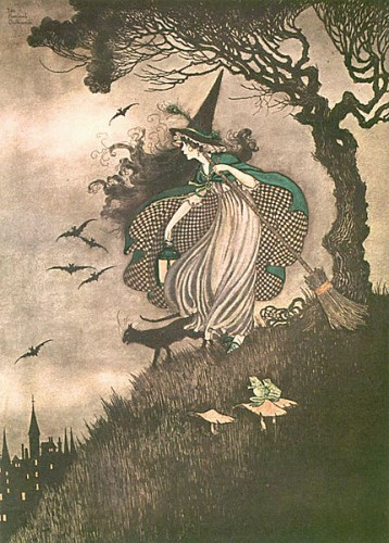 ida rentoul Outhwaite-from elves & fairies 1916.jpg