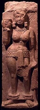 Yakshi déesse de la nature.jpg