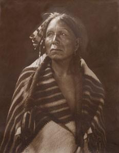 Carl Moon, Gray Hawk - Taos, c. 1900,.jpg