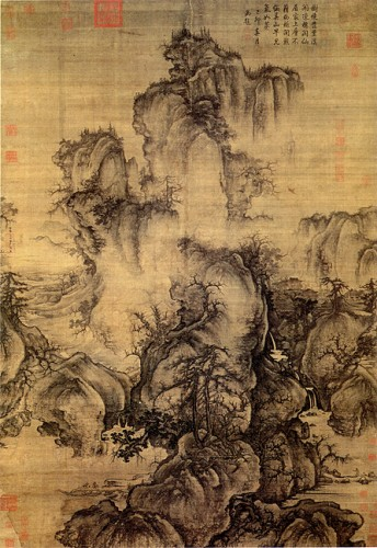Guo Xi (ca. 1020-1090), Early Spring, dated 1072.jpg