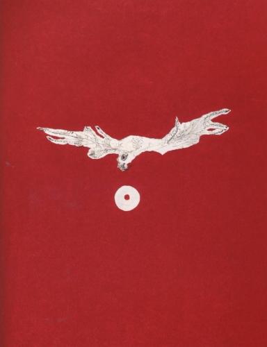Unica Zürn, cover for Orakel und Spektacle (1960).jpg