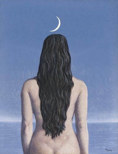 René Magritte - La robe du soir .jpg