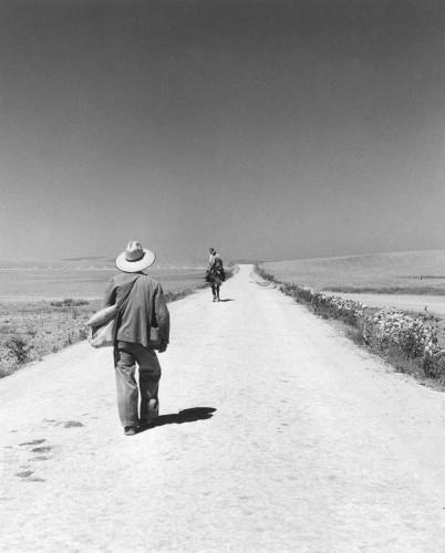 Michael Wolgensinger sur la route de cadiz 1951.jpg