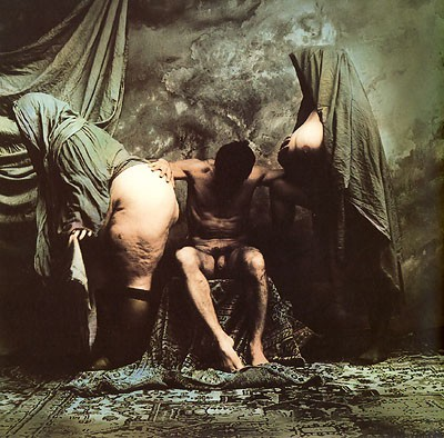 Jan Saudek Martyr of love 1989.jpg
