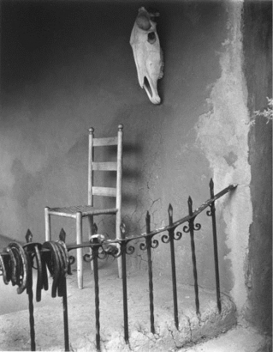Todd Webb Georgia O'Keeffe Ghost Ranch 1959.jpg