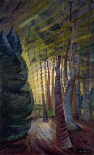 Emily Carr, Sombreness Sunlit, c. 1938–40.jpg