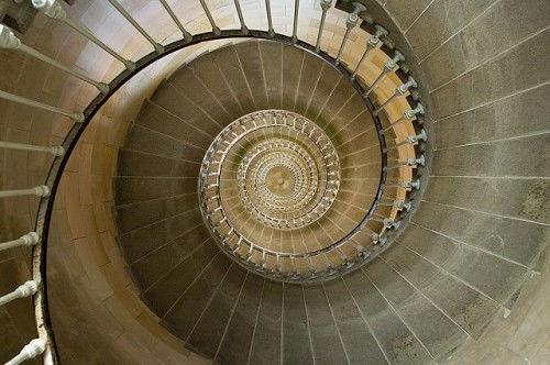 Marcus Puschmann Les marches d'escalier en spirales du Vatican.jpg