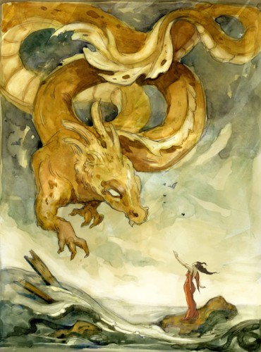 Kurt Huggins & Zelda Devon reptilian trilogy.jpg