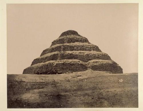 Antonio Beato Saqqara, piramide di Zoser..jpg
