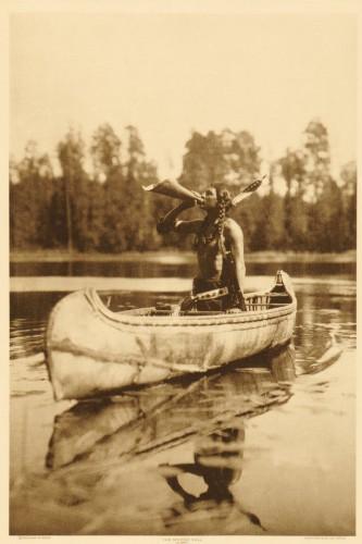 Roland W Reed Ojibway Man Calling Moose 1908.jpg