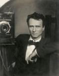 Edward Steichen, self portrait with a studio camera, 1917..jpg