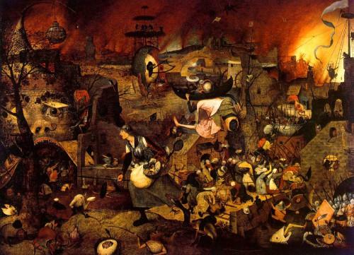 Peter bruegel the elder Dulle Griet (mad meg) 1562.jpg