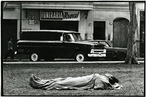 "Herman Schwarz  Durmiente,"" Hospital Dos de Mayo, Lima, 1980 Peru..jpg"